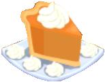 Oven-Pumpkin Pie plate