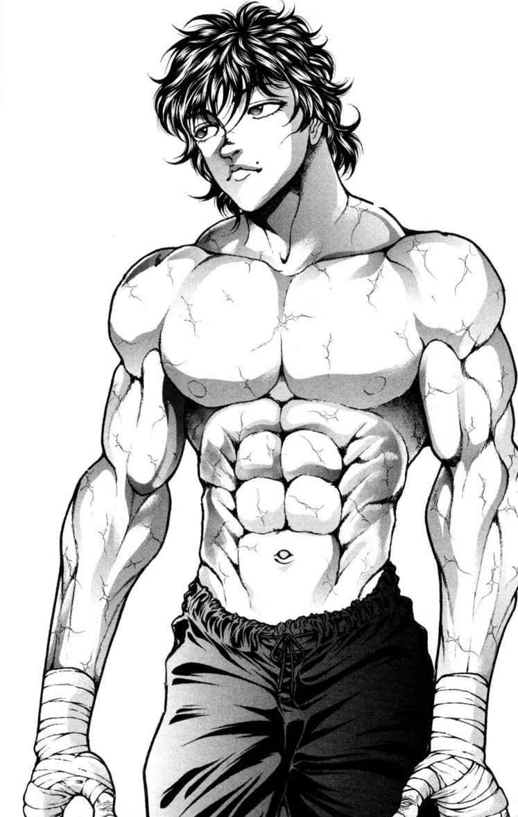 Category:Characters | Baki Wiki | FANDOM powered by Wikia