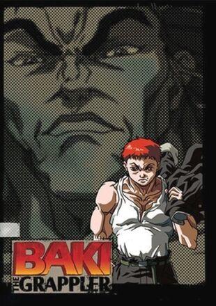 Baki The Grappler Tv Baki Wiki Fandom Powered By Wikia