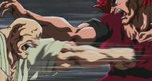 Doppo vs yujiro