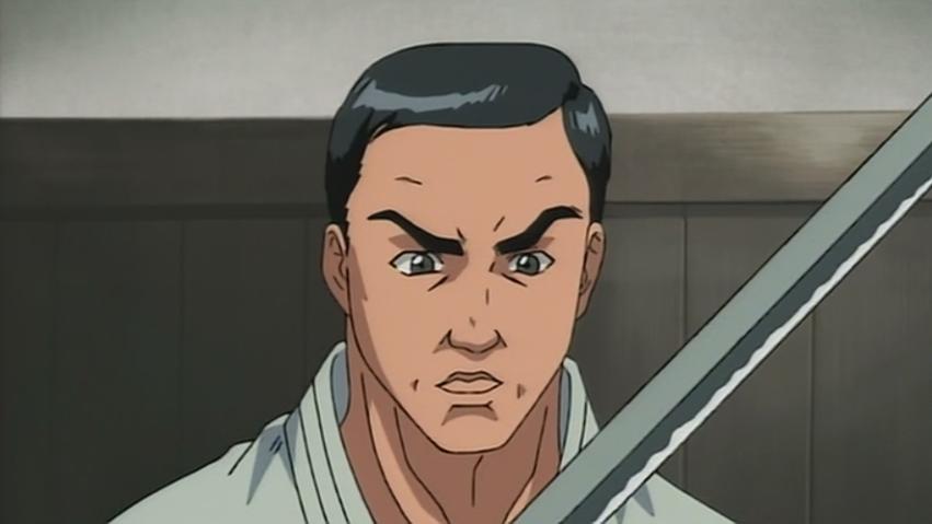 Kurokawa Swordsman Baki Wiki Fandom Powered By Wikia
