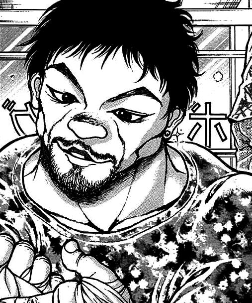Manga Anime Baki 2018: FANDOM Powered By Wikia