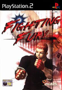 Fighting Fury ps2