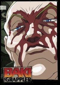 Baki The Grappler Maximum Tournament