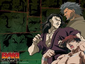 Wallpapers baki the grappler 5