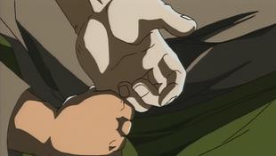 Finger-grab