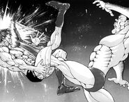 Toba's last kick