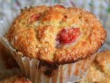 Sour Cherry Muffins by Elle Bee