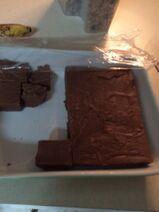 Chocolate butterscotch fudge