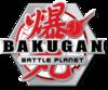 Bakugan Battle Planet logo color