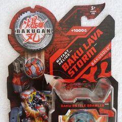 Baku Lava Storm Mutant Helios in packaging