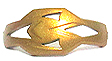 Van Normal Cross Gold