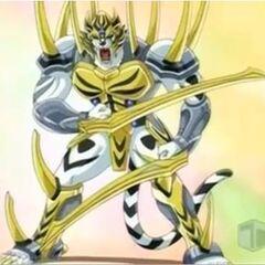 Blade Tigrerra in Bakuganform