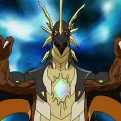 Subterra Hex Dragonoid