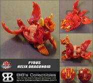Pyrus helix dragonoid