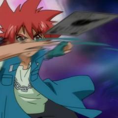 Rikimaru throwing command <a href=