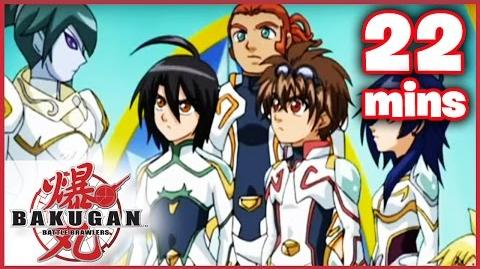 "Bakugan Battle Brawlers Partners 'Til the End"" Ep"