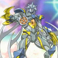 Mystic Elico in Bakugan form