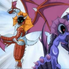 Diablo and Darkus Preyas