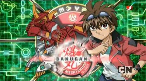 Bakugan Mechtanium Surge - Folge 19 (German)