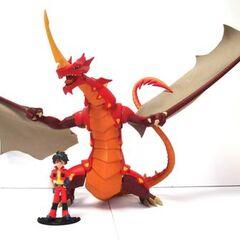 TRU Exclusive Drago and Dan set