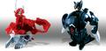 Titanium Dragonoid vs Wolverine1