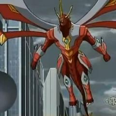 Titanium Dragonoid (Real Form)