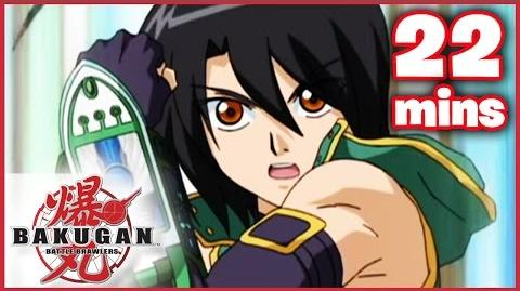 Bakugan Battle Brawlers Ambush Ep