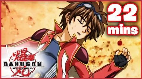 Bakugan Battle Brawlers Gone, Gone Bakugan Ep. 70