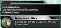 SupersonicDiveEffect