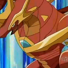 Drago attacking