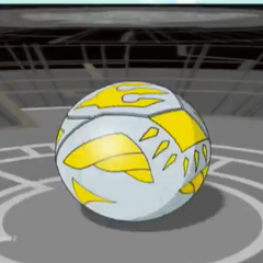 Mystic Elico in ball form (closed)