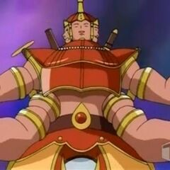 Fortress in Bakuganform