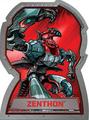 Activator Card-Zenthon