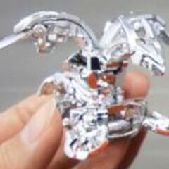 BakuMetallic Silver <a href=