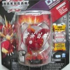 Blitz Dragonoid packaged