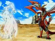 Titanium dragonoid32