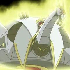 Tremblar in Bakugan form