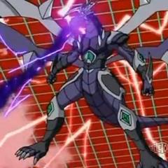 Mutant Helios using <b>Destroy Quasar + Dragon Force Striker </b>