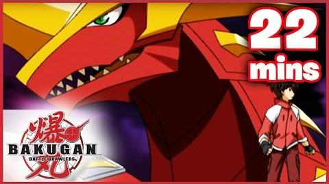 Bakugan Battle Brawlers Blast From The Past Ep. 187