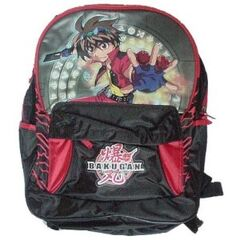 Another Bakugan backpack