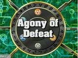 Die Schmach der Niederlage