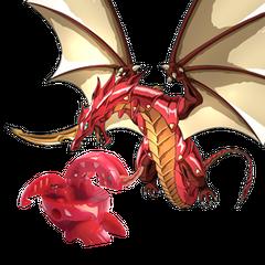 Pyrus Dragonoid