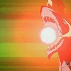 Titanium Dragonoid about to use <b>Wonder Superior</b>