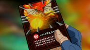 Boosted Dragon Card
