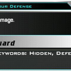 Guard - Defense Card
