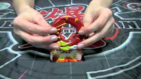 Mechtanium Surge Bakugan - February & March, 2011 Release Previews