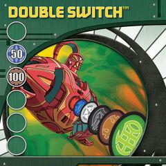 Green Ability Card design for Bakugan: New Vestroia