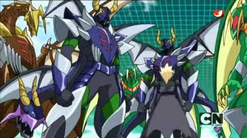 Bakugan Mechtanium Surge - Folge 15 (German)