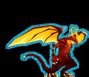 Pyrus QuakeDragonoid